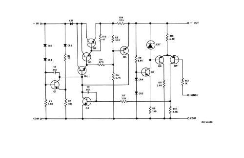 small resolution of positive voltage regulator 10275398 2 schematic diagram