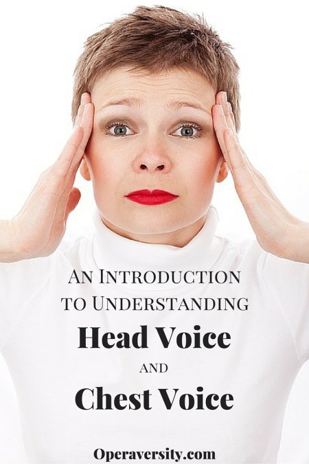 Understanding head voice and chest voice in singing can be difficult. This post will help you understand better!