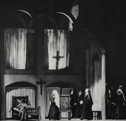 """50 Year Anniversaries: """"Dialogues of the Carmelites"""" with"""