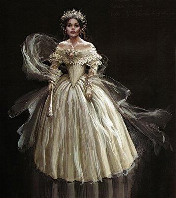 Dressing Renée Fleming's Violetta: A Conversation with John