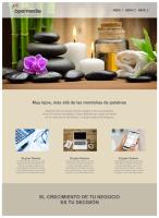 Opermedia - Tu negocio en su sitio - El sitio web que tu negocio necesita - Diseño Neutral