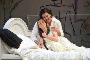 Olesya Golovneva (Luisa), Giancarlo Monsalve (Rodolfo)-Foty @Hans-Jörg Michel