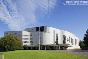 Aalto-Theater Essen-Foto: Bernadette Grimmenstein