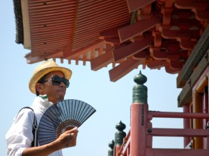 Motonori Kobayashi - In der Hitze von Kyoto 2012