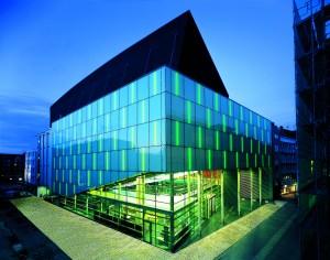Konzerthaus Dortmund -  Außenansicht, Foto © Daniel Sumesgutner
