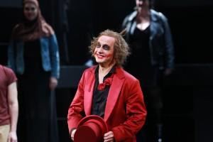Dirk Weiler (Herodes)Foto@Stephan Drewianka, www.musical-world.de