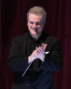 Patrick Fournilier - Musikalische Leitung FOTO: NN