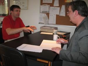 GMD Gabriel Feltz im Gespräch mit Detlef Obens/Das Opernmagazin