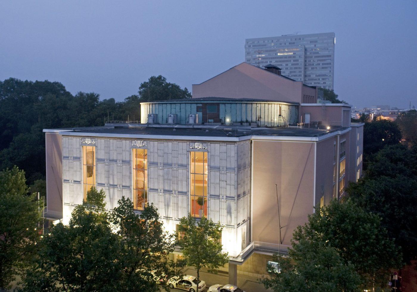 Oper Düsseldorf - Foto@ Hans-Jörg Michel