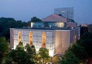 Opernhaus Düsseldorf / Foto @ Hans Jörg Michel