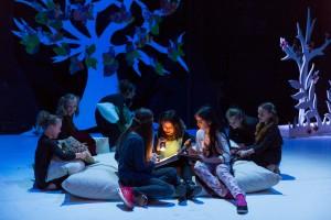 Collagen zu Ronja Räubertochter - Finale am 2. Juni im Theater Duisburg / FOTO Sascha Kreklau