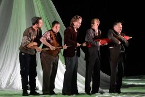 Musiktheater im Revier Gelsenkirchen / Oper EIN SOMMERNACHTSTRAUM /Foto @ Karl und Monika Forster
