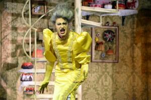 Oper Dortmund - Fritz Steinbacher (Hexe)