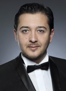 Bariton Bogdan Baciu aus dem Ensemble der Deutschen Oper am Rhein (FOTO: Klaudia Taday