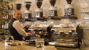 Kempinski Hotel Bristol Berlin | Gastronomie | Reinhards | Espressobar / Foto mit frdl. Genehmigung Kempinski Hotel Bristol Berlin