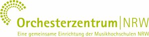 Logo Orchesterzentrum|NRW