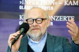 Jürgen Flimm,/ Foto @ Staatsoper Berlin / THOMAS BARTILLA