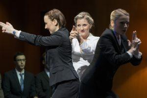 Tamara Weimerich als Almirena in der Oper RINALDO / Oper Dortmund / Foto @ Thomas Jauk