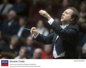 Riccardo Chailly © Gert Mothes