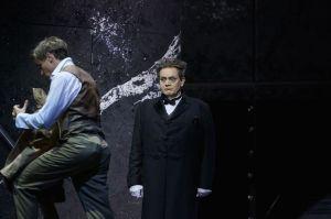 Oliver Arno (Joe Gillis), Ks Hannes Brock (Max von Mayerling) ©Thomas Jauk, Stage Picture