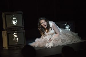 Deutsche Oper Berlin / AIDA / Tatiana Serjan als Aida,  copyright: Marcus Lieberenz