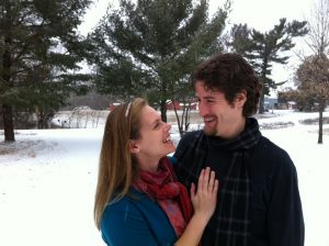 Emily Newton & Kenneth Mattice / Weihnachten in WIsconsin