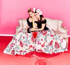 Cecilia Bartoli und Sol Gabetta (Foto: Esther Haase)