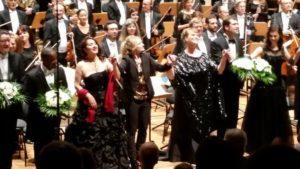 Schlussapplaus Le Comte Ory / Foto @ Das Opernmagazin