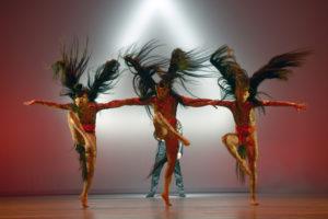 Ballett Dortmund / FAUST_GEWISSEN /Ensemble/ Foto @ Bettina Stöß