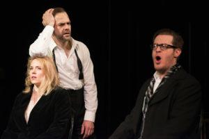 Don Giovanni. Emily Newton. Gerardo Garciacano. Morgan Moody. Fotograf Thomas Jauk_Stage Picture
