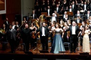 Das Wunder der Heliane / Theater Freiburg / Ensemble/Orchester/GMD