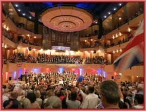 Essens first night of the proms/Foto @ Der Opernfreund