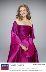 Renée Fleming © Andrew Eccles / Decca