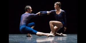 Fabien Voranger/ Courtney_Richardson - Neue Suite - Photo: Ian Whalen
