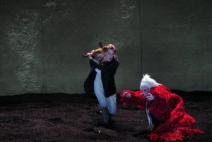 ELEKTRA von Richard Strauss, Deutsche Oper Berlin, copyright Barbara Aumüller