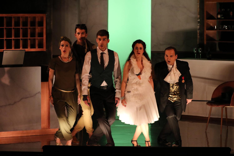 Allee Theater Hamburg / La Gazetta/ @ J.Flügel