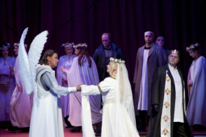 LOHENGRIN von Richard Wagner, Deutsche Oper Berlin, Premiere am 15. April 2012, copyright: Marcus Lieberenz