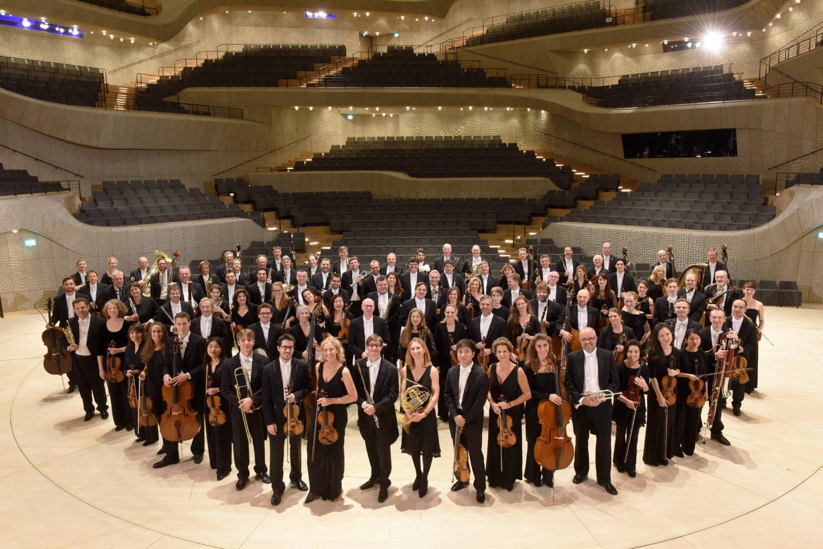 NDR Elbphilharmonie Orchester © Michael Zapf