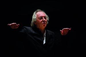 Philippe Herreweghe, Dirigent des 5. Sinfoniekonzertes (Foto: Bert Hulselmans)