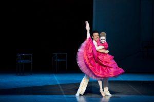 Die kleine Meerjungfrau / Hamburg Ballett/Solisten Silvia Azzoni und Carsten Jung /Foto @ Kiran West