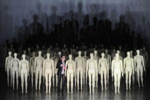 Oper am Rhein/ RIGOLETTO/ Andrej Dunaev (Il Duca di Mantova) FOTO: Thilo Beu