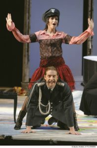 Theater Krefeld/ Ariadne auf Naxos/ Foto @ Stutte