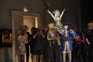 Jeannette Wernecke als Fiakermili in ARABELLA/Oper Dortmund/ Foto @ Thomas M. Jauk