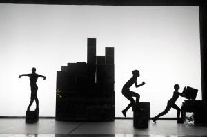 Ballett Dortmund/Mord im Orient-Express/ Foto @ Bettina Stöß