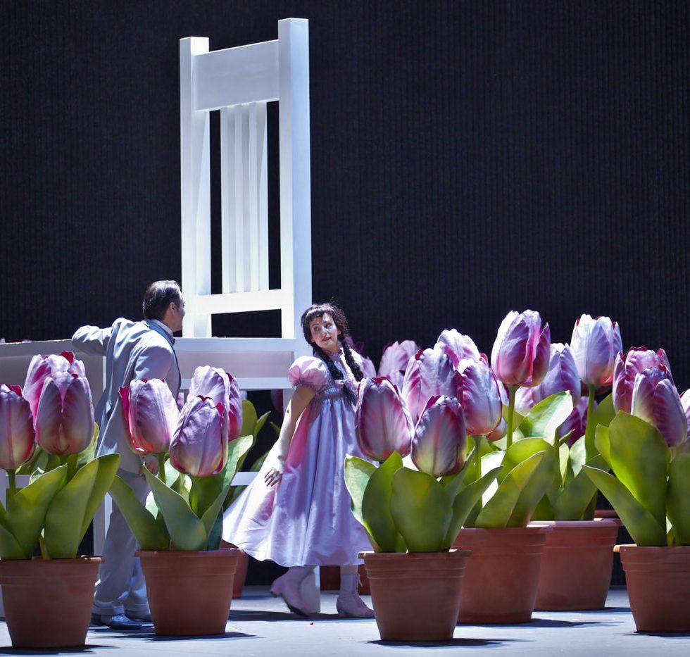 Hamburgische Staatsoper »Faust«von Charles Gounod/ Foto @ Brinkhoff-Mögenburg