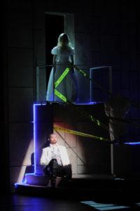 Theater Aachen/Don Giovanni/ Hrólfur Saemundsson, Suzanne Jerosme/ Foto @ Wil van Iersel