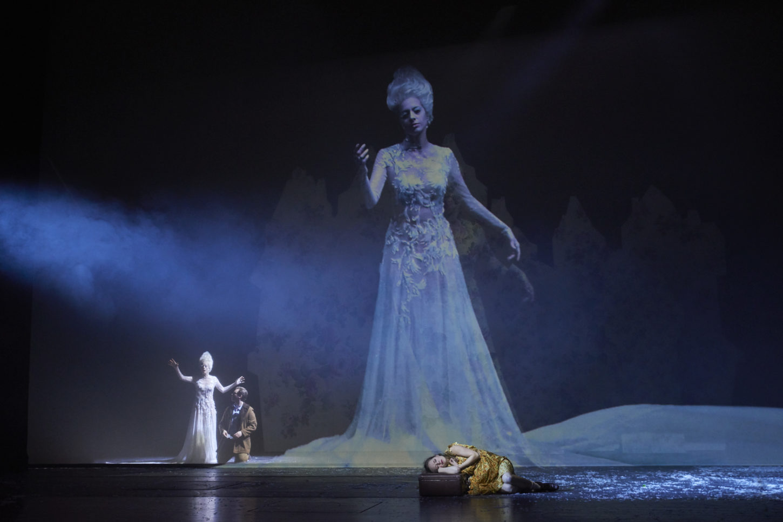 Oper Dortmund/ DIE SCHNEEKÖNIGIN/ Foto @ Bjoern Hickmann