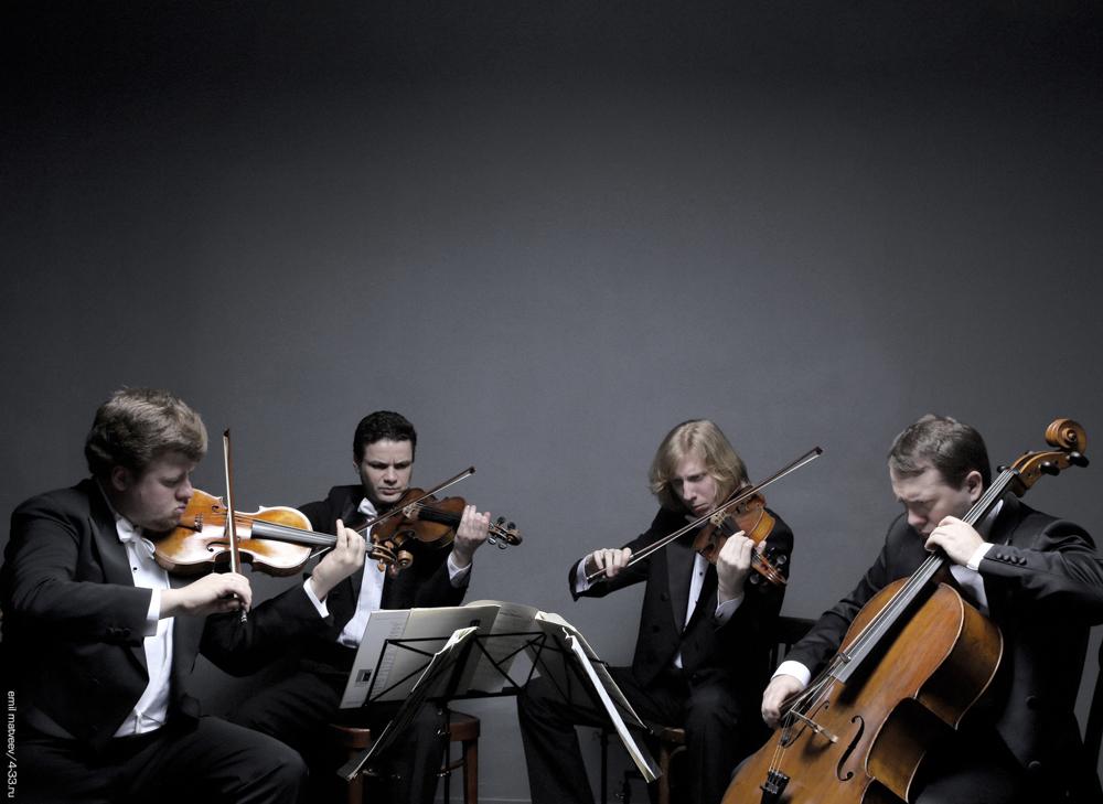 David Oistrakh String Quartet © Emit Matveev