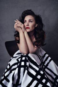 Sonya Yoncheva Pressefoto 4 2018/Verdi Album/Foto @ Kristian Schuller/Sony Classical