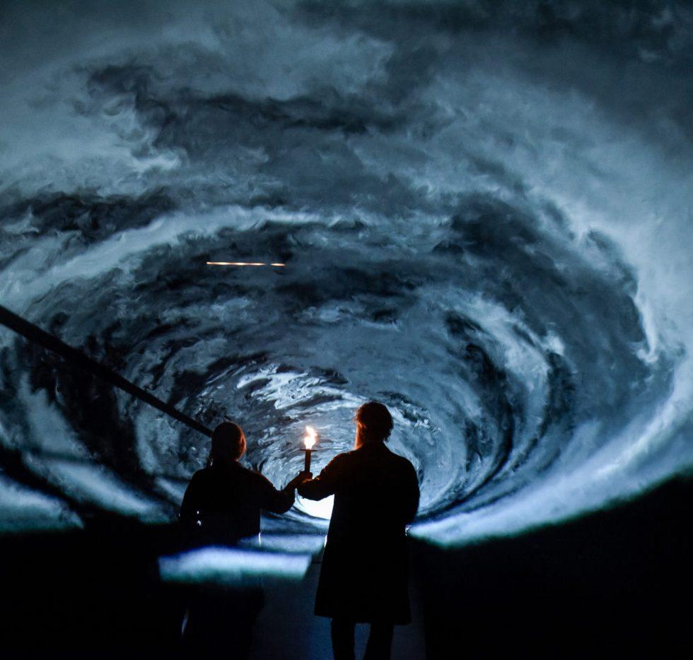 Staatsoper Hamburg/Die Zauberflöte/ Christina Gansch, Dovlet Nurgeldiyev/ Foto @ Arno Declair
